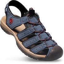 AT-M103-NV_250  Atika Men's sport sandals tesla Cairo trail