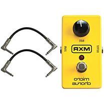 "MXR M148 Micro Chorus Guitar Effects Pedal w/2 FREE 6"" Patch"