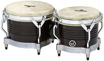 Latin Percussion M201-BKWC LP Matador Wood Bongos - Black