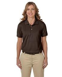 Harriton M265W Ladies Easy Blend Polo - Lime - 3XL