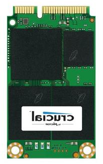 Crucial M550 256GB mSATA Internal Solid State Drive