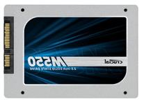"Crucial M550 1TB SATA 2.5"" 7mm  Internal Solid State Drive"