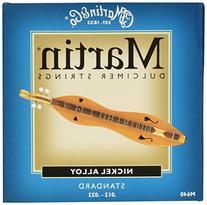 Martin M640 Nickel Alloy Dulcimer Strings