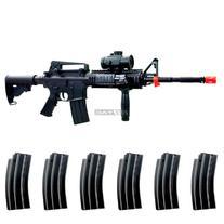 BBTac M83 Airsoft Gun Full Auto Electric Power LPEG Airsoft