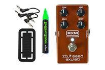 MXR M84 Bass Fuzz Deluxe Pedal Bundle w/ 4 free Items: