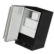 Marvel MA15CRS1LS ADA Ice Machine with Left Hinge Door, 15-
