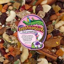 Goldenfeast Madagascar Delite Bird Food, 25 Ounces, for