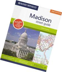 Rand McNally Madison Street Guide: Dane County  Street Guide