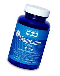 Trace Minerals Research MAG01 - Magnesium Tablets, 60 Count