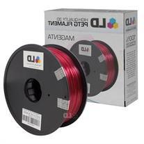 LD Magenta 1.75mm 1kg PETG Filament for 3D Printers