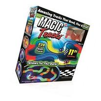 Magic Tracks The Amazing Racetrack that Can Bend, Flex, And