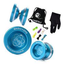 Magic YoYo N8 Unresponsive Yoyo Alloy Aluminum Yo Yo + 6