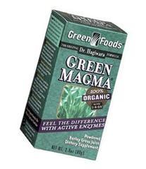 Green Foods Green Magma -- 2.8 oz