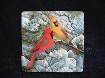 Songbird Essentials SEEK2010 Magnet, Fire in the Snow