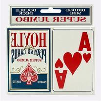 Educational Products - Hoyle Super Jumbo Playing Cards  -