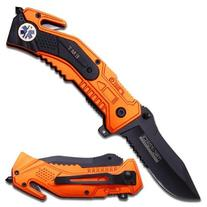 Tac Force Magnum Assisted Opening Rescue Knife - EMT
