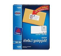 """Avery Mailing Label - 2"""" Width x 4"""" Length - 1000 / Box -"""