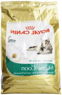 Royal Canin Maine Coon Breed Adult Dry Cat Food, 6 lb