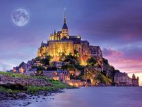 Buffalo Games Majestic Castle, Mont Saint Michel - 750pc