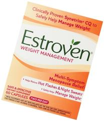 ESTROVEN ESTROVEN WEIGHT MGMNT, 60 VC
