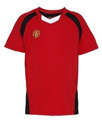 Official Football Merch Kids Manchester United Shirt - Ages