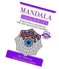 Mandala Coloring Book Vol 3