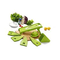 KINGMAK Mandoline Slicer - Vegetable Slicer - Food Slicer -