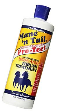 Straight Arrow Mane N Tail Pro Tect Thrush and Hoof