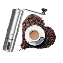 iCooker Coffee Grinder, Manual, Portable