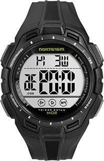 Marathon by Timex Men's TW5K94800 Digital Full-Size Black