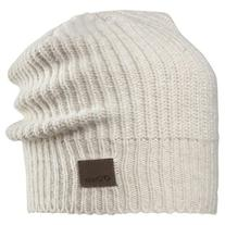 Chaos Marberry Cashmere Beanie, Black, One Size
