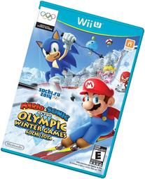 Mario & Sonic at the Sochi 2014 Olympic Winter Games -