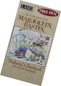 Marjolein Bastin Nature's Journal 2014 Two Year Calendar