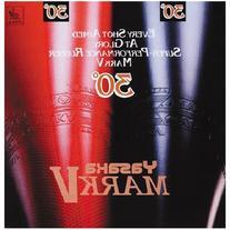 Yasaka Mark V 30 Color-Black,Thickness-2.0mm
