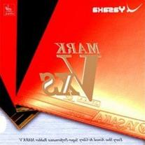 Yasaka Mark V XS Color-Red,Thickness-2.0mm