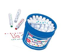Marker Stamper Tub - Set of 50
