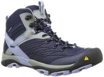 KEEN Women's Marshall Mid WP Hiking Boot,Burnt Olive/Green
