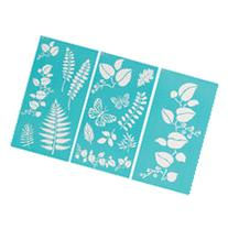 Martha Stewart Large Stencils, Ferns/Boughs