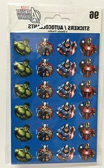 Marvel Avengers Assemble Sticker Pack