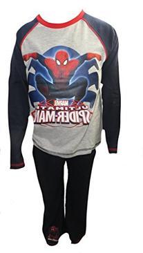 Marvel Ultimate Spiderman Little Boy's Pyjamas Age 4-5 Years