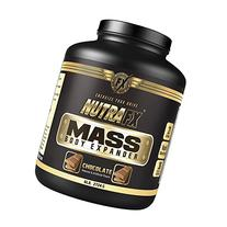 NUTRAFX Mass Expander Weight Gainer - 6lb Chocolate Flavored