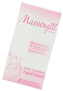 Massengill Extra Cleansing Tropical Breeze Fragrance