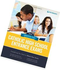 Master the Catholic High School Entrance Exams, 2014 19th