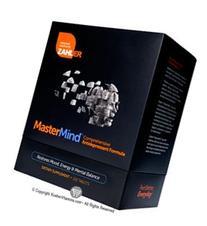 Zahler Mastermind, Comprehensive Mood Formula, Contains 5-