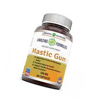 Amazing Nutrition Mastic Gum 500 Mg 60 Capsules - Supports