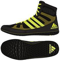 Adidas Mat Wizard David Taylor Edition Wrestling Shoes Black
