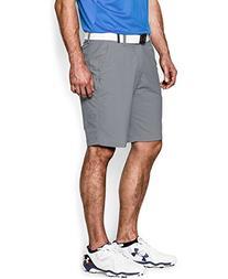 Under Armour Men's Match Play Shorts, Black/True Gray