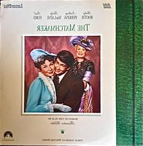 The Matchmaker - Starring Shirley Booth, Anthony Perkins,