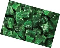 Fantasia Materials: 1 lb Imperial Z Green Rough -  - Raw