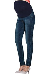 Sweet Mommy Maternity Slim Fit Stretch Jeans Pants BLL